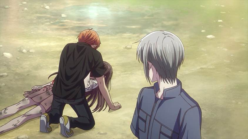 Featured image for Fruits Basket the Final – 09