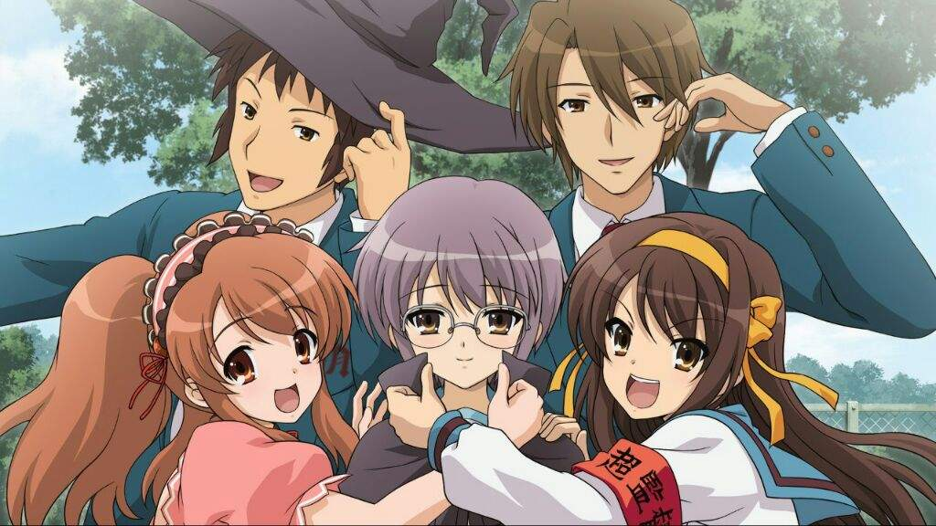 Featured image for My Fave is Problematic: The Melancholy of Haruhi Suzumiya