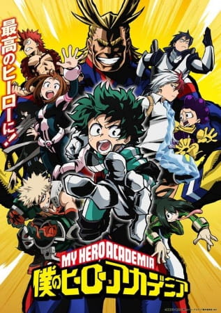 Featured image for My top 5 favorite MHA Characters
