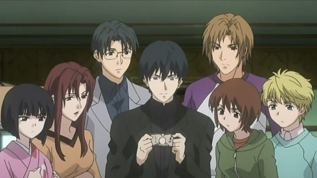 Featured image for Ghost Hunt(Anime Review)
