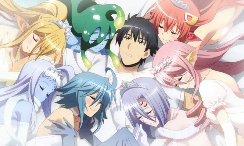 Featured image for 50 Best Harem Anime Series Loaded With Ladies