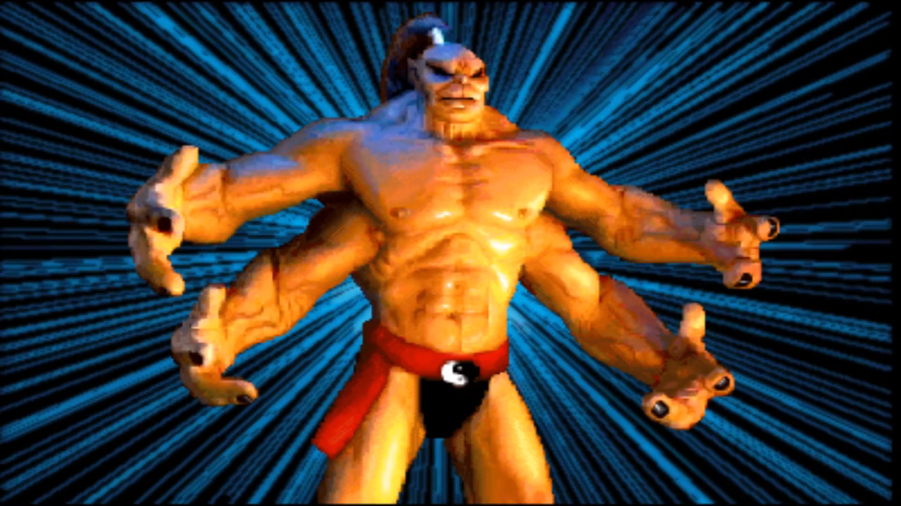 Featured image for Goro (Mortal Kombat) for Super Smash Bros.