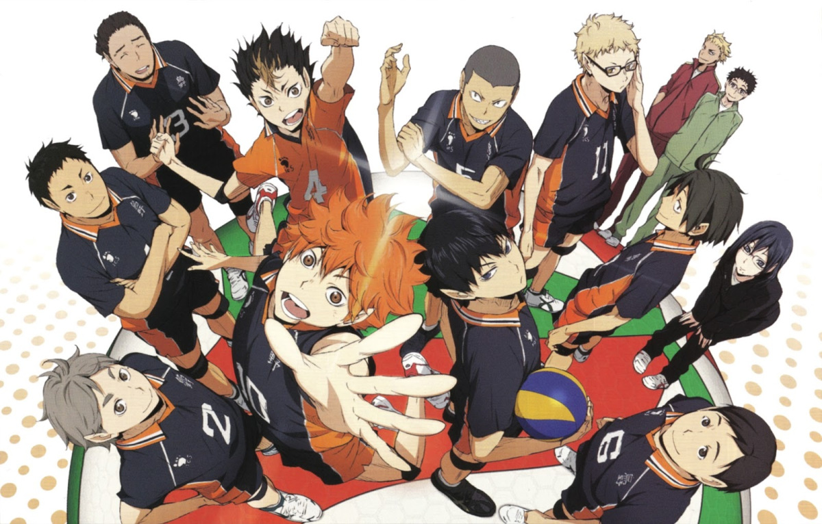 Featured image for Which Haikyu!! Character Are You?