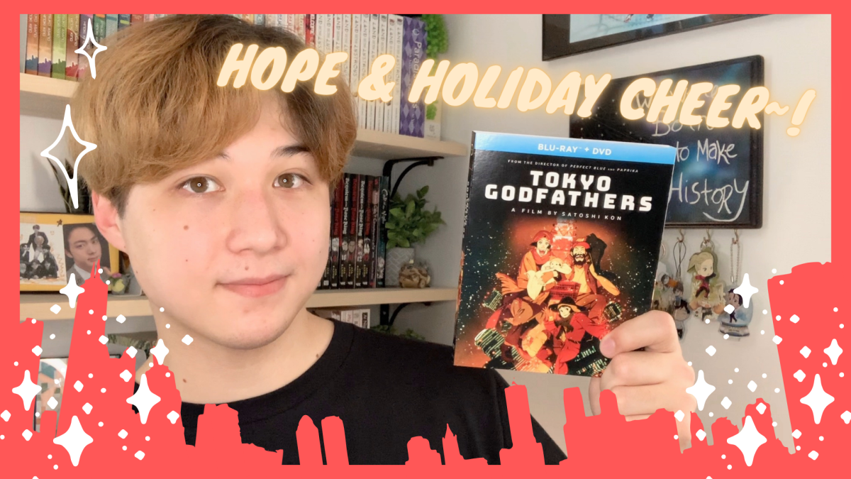 Featured image for Tokyo Godfathers || Summer Film Spotlight #2