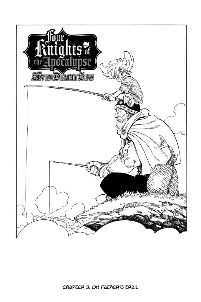 Featured image for Four Knights of the Apocalypse Chapter 3: Percival versus the Black Knight