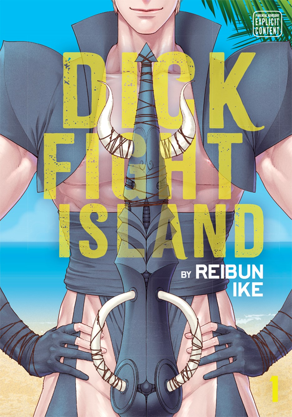 Featured image for Dick Fight Island Vol 1 Review