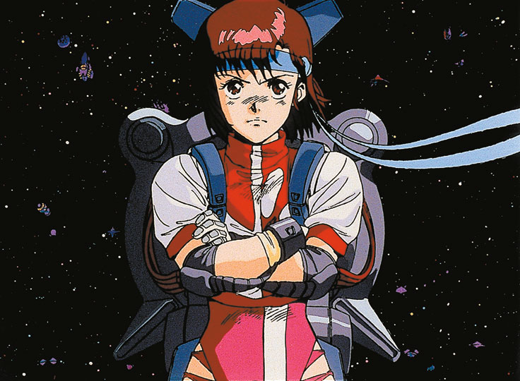 Featured image for November 2020 Review (Gunbuster)