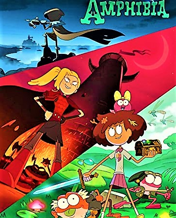 Featured image for Amphibia Season 2B SPOILER REVIEW: This Show Deserves A Day Time Emmy Or Whatever!!!!