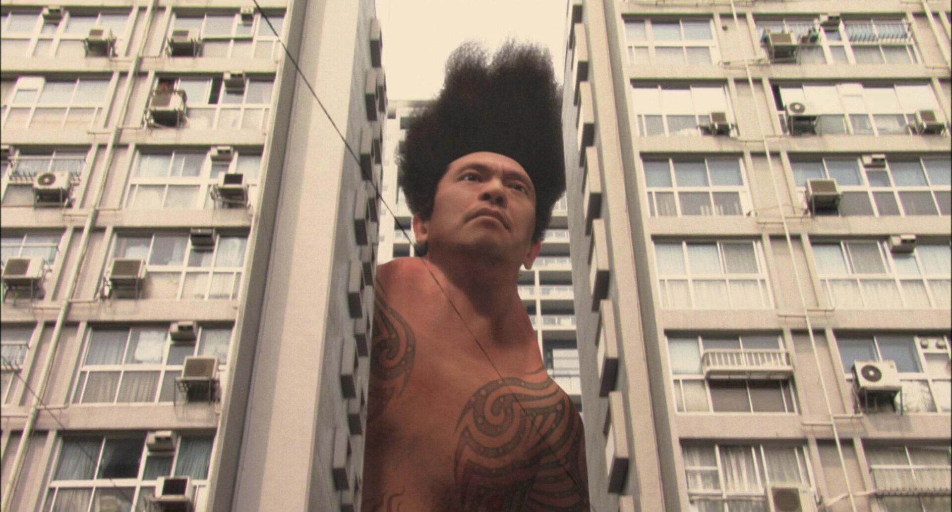Featured image for Big Man Japan (2007) by Hiroshi Matsumoto