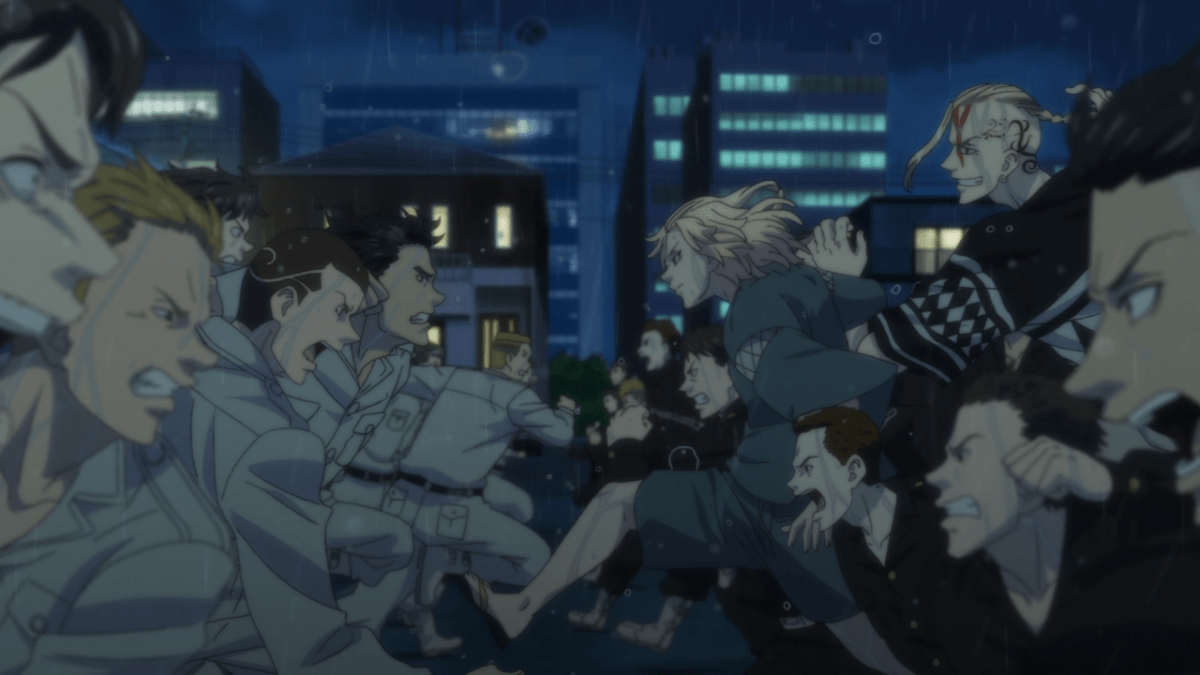 Featured image for Tokyo Revengers – Episode 9