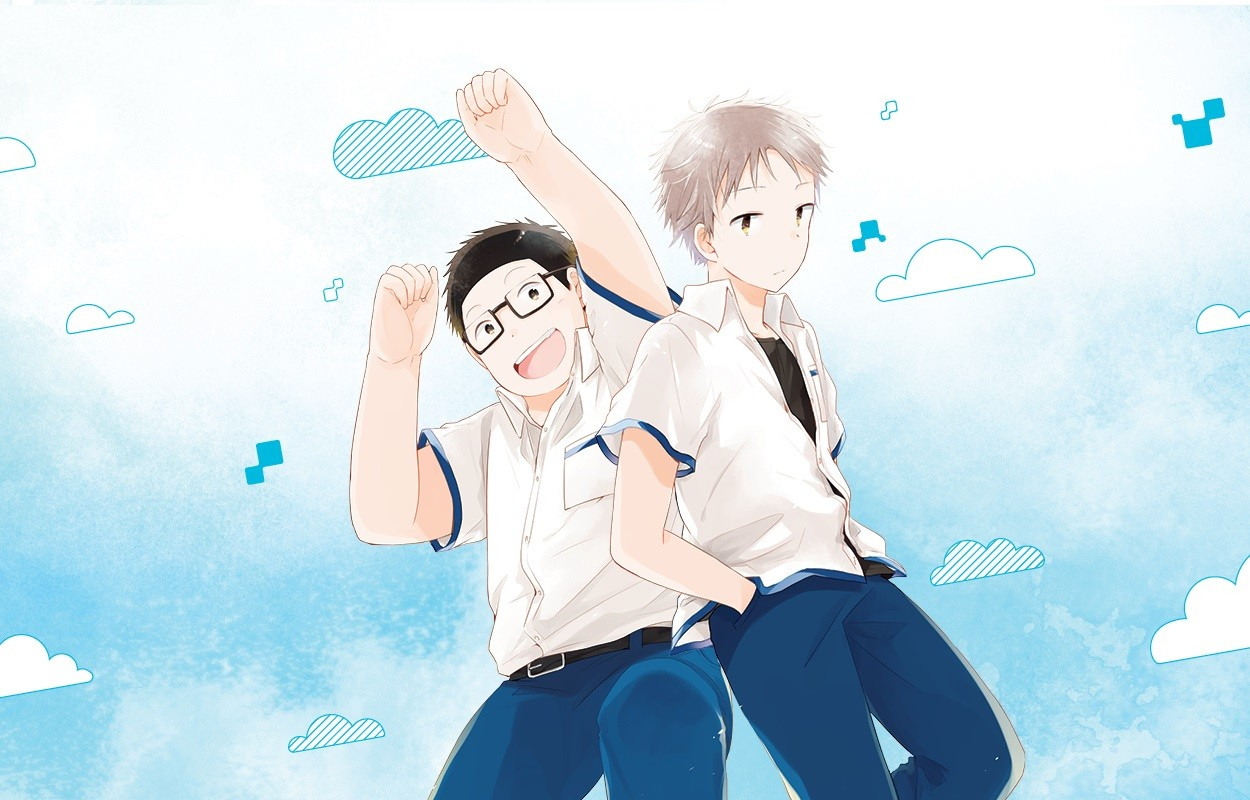 Featured image for That Blue Sky Feeling – Manga Review