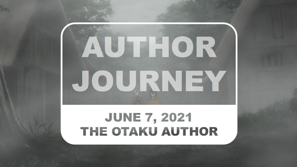 Featured image for Author Journey (June 7, 2021)
