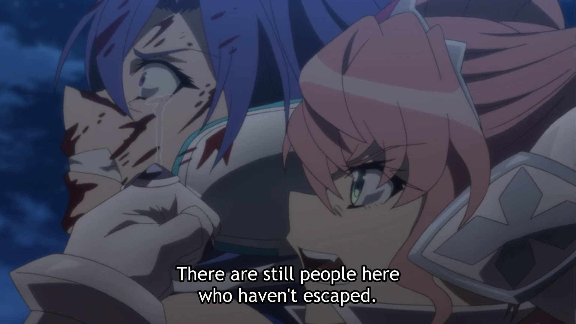 Featured image for Symphogear XV – Episode 2