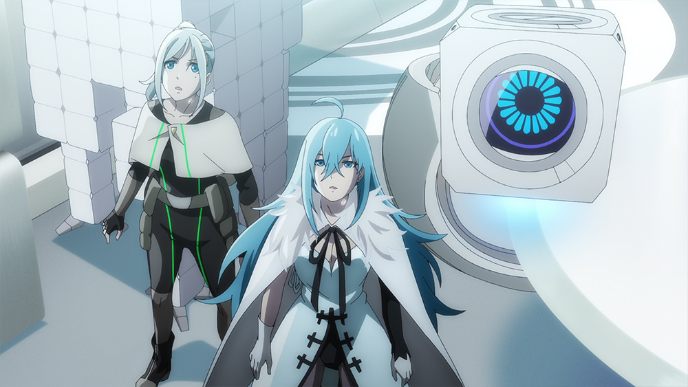 Featured image for Weekly Review — Vivy -Fluorite Eye's Song- Episode 11