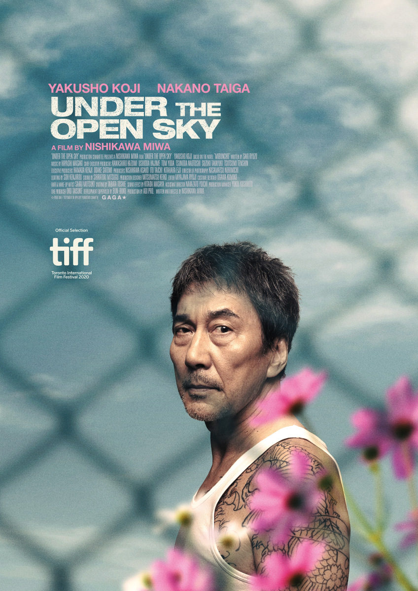 Featured image for Under The Open Sky (2020) review [Nippon Connection 2021]