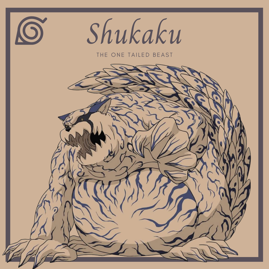 Featured image for Shukaku, the One Tailed Beast