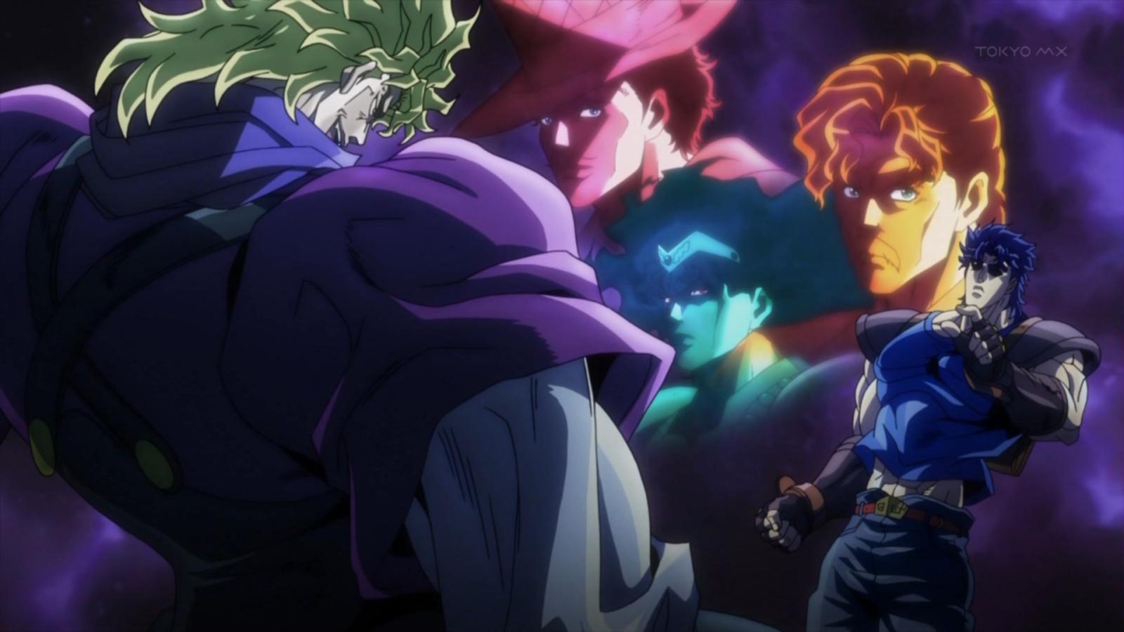Featured image for Jojune Phantom Blood: Episode 8- Bloody Battle!  Jojo & Dio