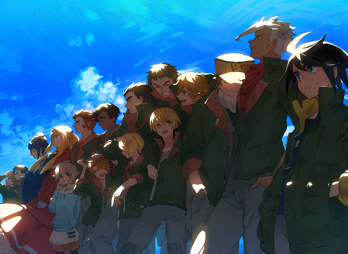 Featured image for Anime Review 174 Mobile Suit Gundam Iron Blooded Orphans
