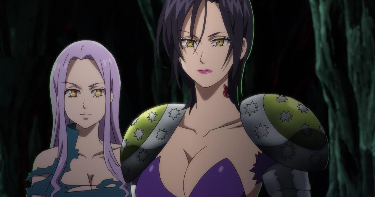 Featured image for Nanatsu no Taizai - Fundo no Shinpan - Episode 4 - Merlin and Ludociel