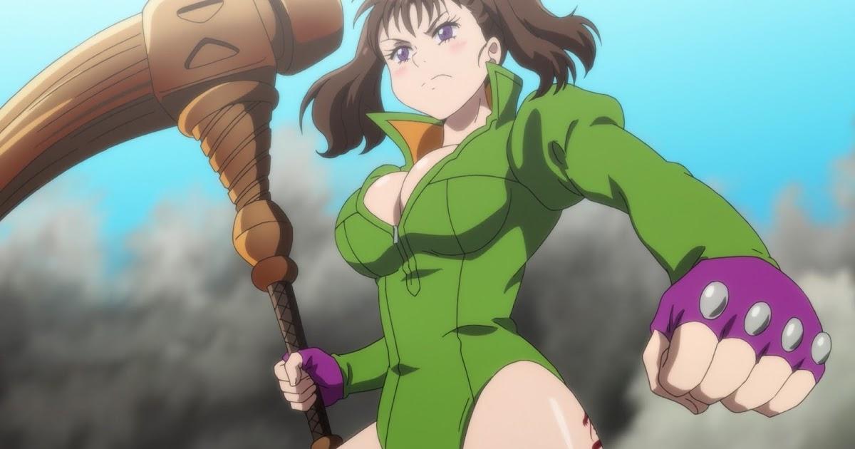 Featured image for Nanatsu no Taizai - Fundo no Shinpan - Episode 6 - Diane Enters the Fray