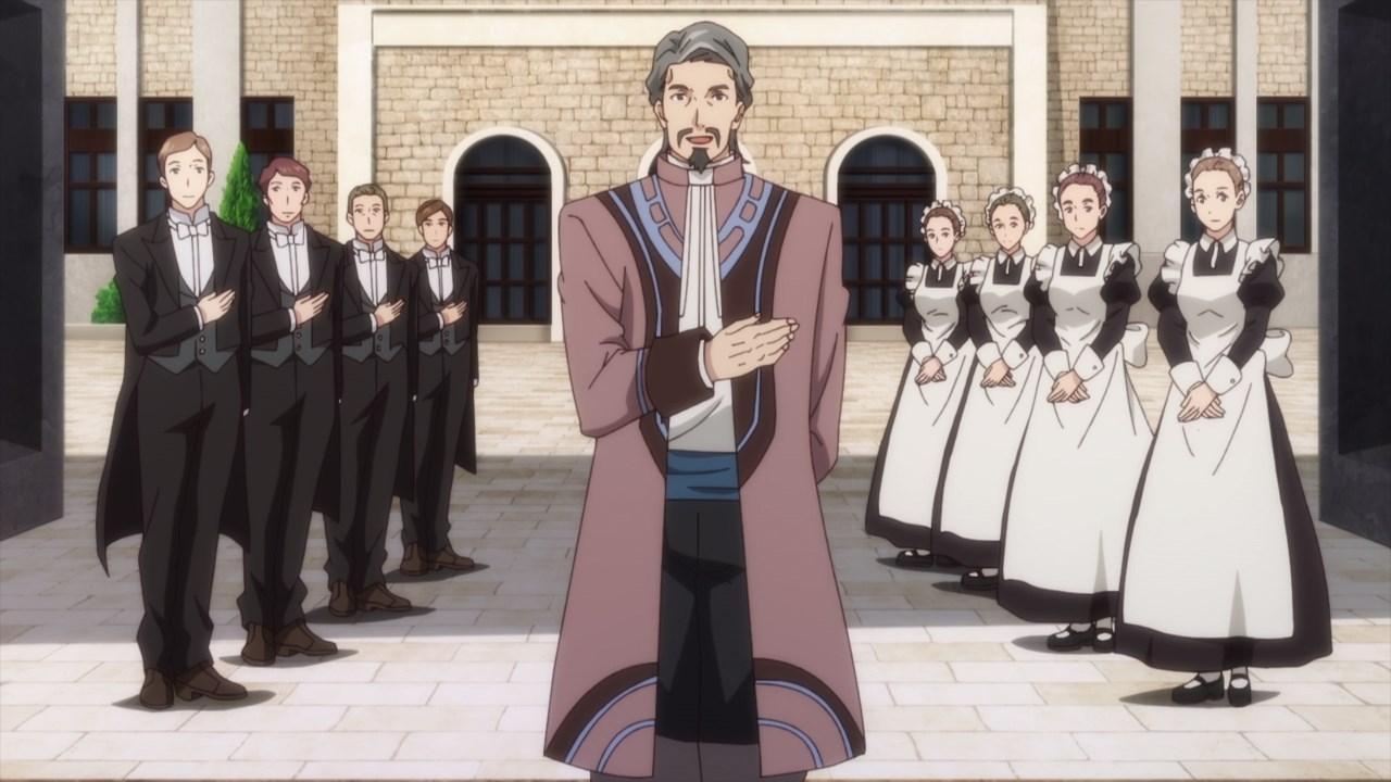 Featured image for Seijo no Maryoku wa Bannou Desu Episode #10