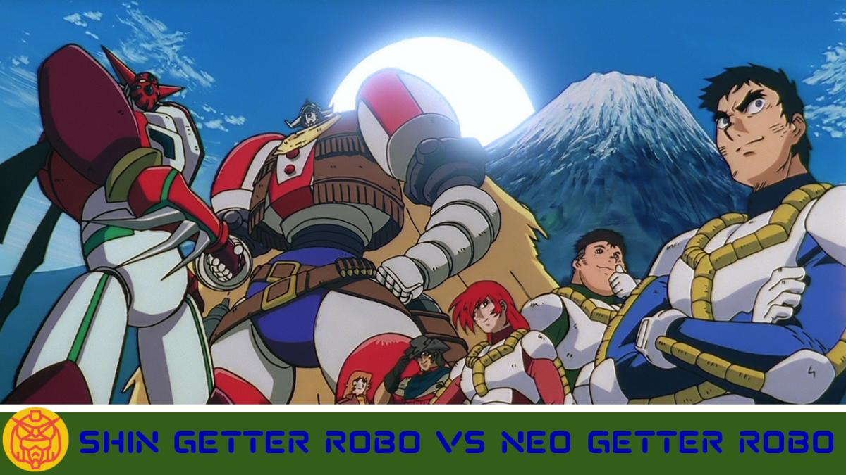 Featured image for Shin Getter Robo vs Neo Getter Robo: When Dinosaur Mecha Attack