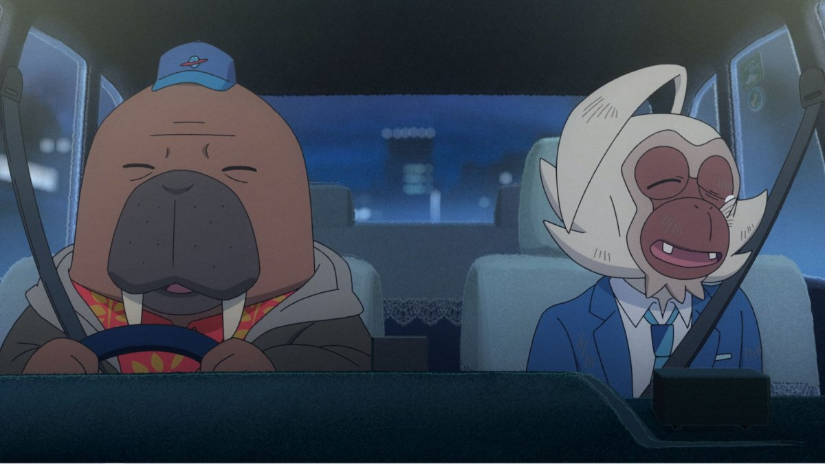Featured image for Odd Taxi Episode 9 – Loose Ends