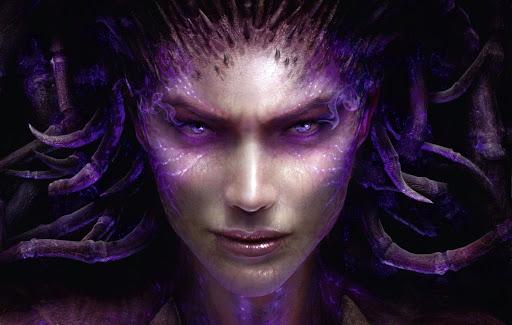Featured image for Sarah Kerrigan (Starcraft) for Super Smash Bros.