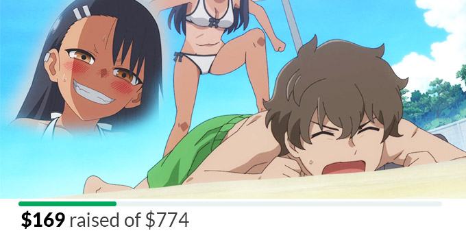 """Featured image for GoFundMe: Help Me Hire Someone to Step on Me and Call Me """"Senpai"""""""