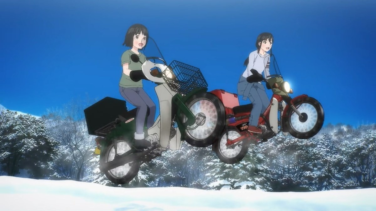 Featured image for Super Cub Episode 10: Winter Cubs