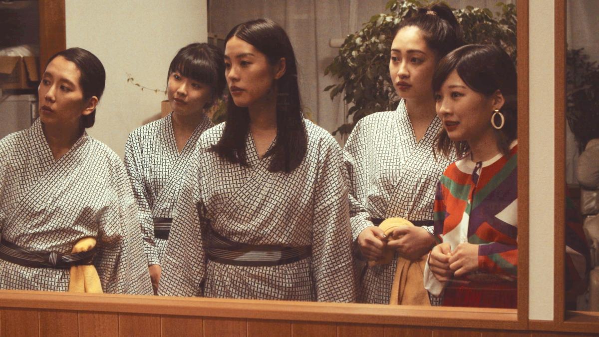 Featured image for Kamata Prelude (蒲田前奏曲, Ryutaro Nakagawa, Mayu Akiyama, Yuka Yasukawa, Hirobumi Watanabe, 2020)