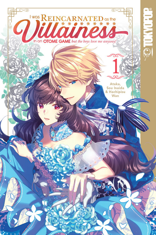Featured image for I Was Reincarnated as the Villainess of an Otome Game but the Boys Love Me Anyway! Vol 1 Review