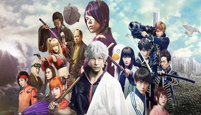 Featured image for Episode Live Action – Jiro Sato is a Gift (Gintama Live Action Movie)