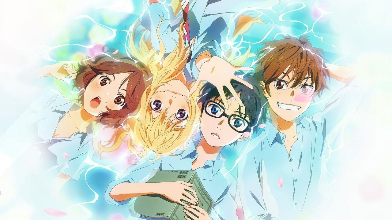 Featured image for Processing Grief Through Anime Part One: Your Lie in April