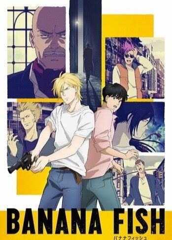 Featured image for Review of Banana Fish