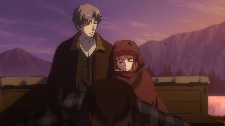 Featured image for Spice and Wolf S2 – 7 [Wolf and Playful Days] – Throwback Thursday