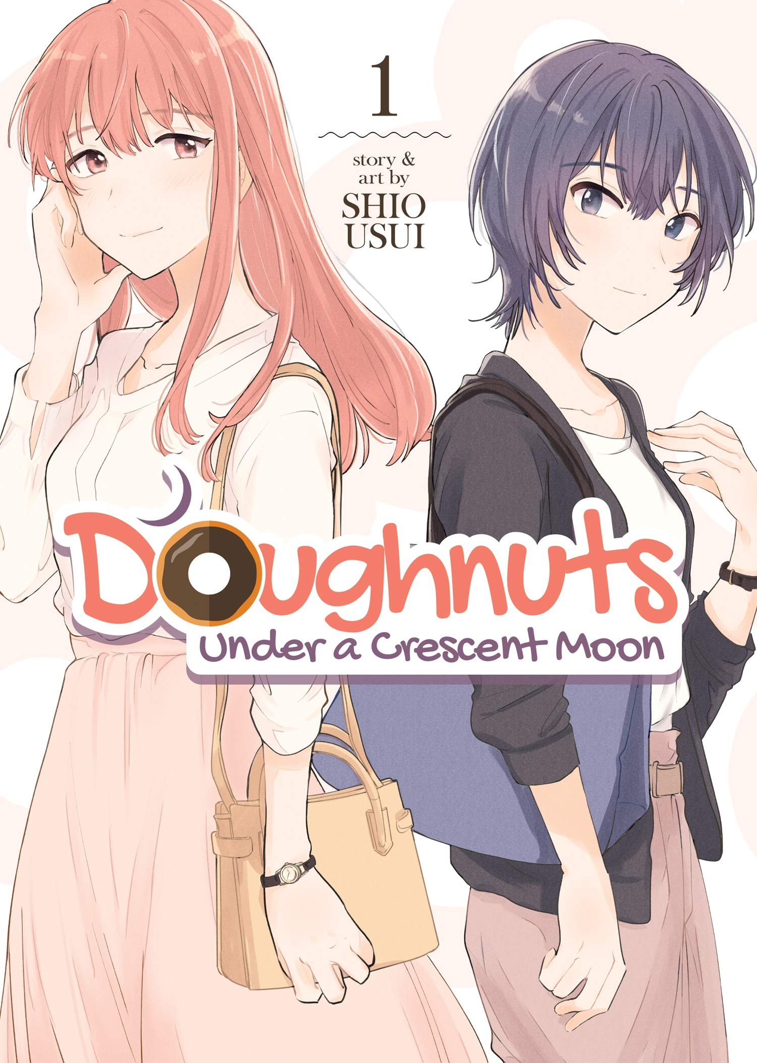 Featured image for Thoughts on Doughnuts Under a Crescent Moon Volume 1