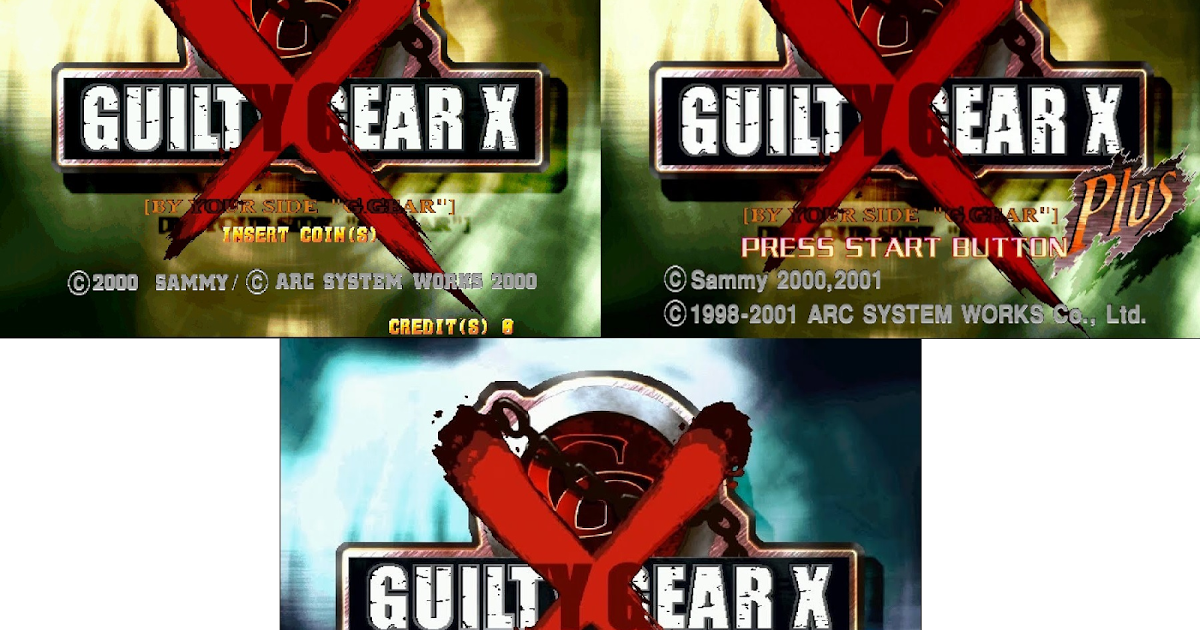 """Featured image for Obscusion B-Side: Guilty Gear X (""""Vanilla"""", Plus, & Ver. 1.5): Are You Ready? It's Cool! Let's Enjoy a Great Show Time!! good luck"""