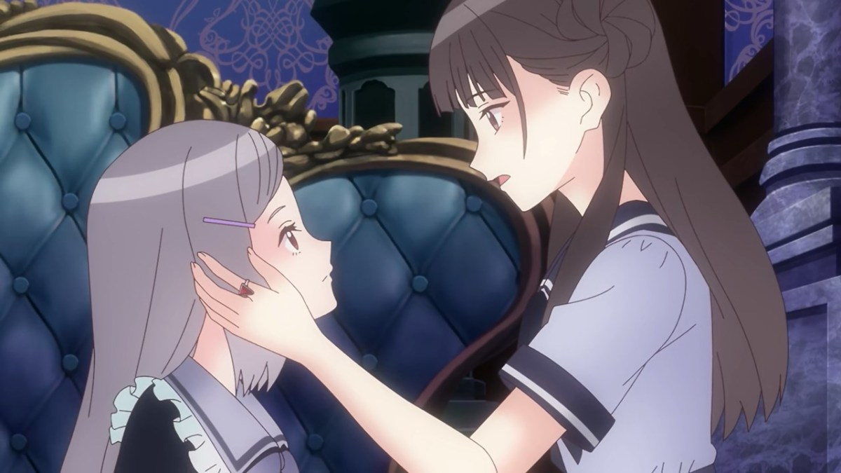 Featured image for Blue Reflection Ray Episode 10: Post Bombshell