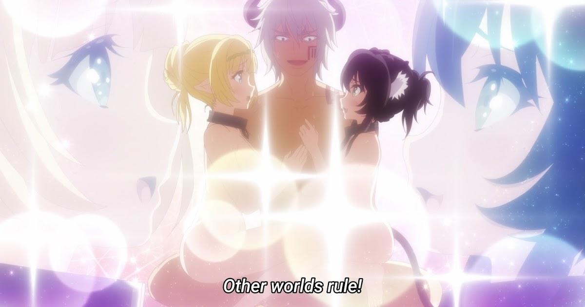 Featured image for Isekai Maou to Shoukan Shoujo no Dorei Majutsu Ω - Episode 10 [END] - Diablo Enjoys Isekai