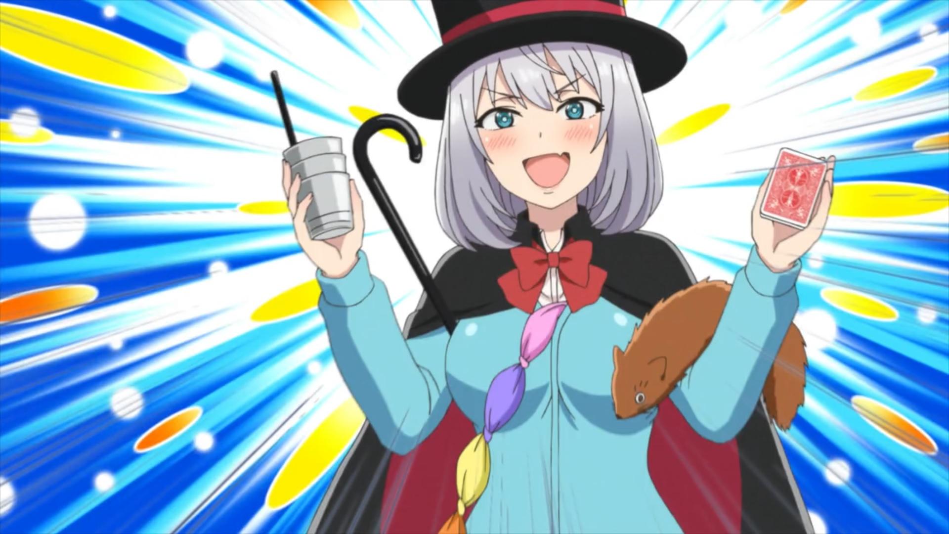 Featured image for Yomu's Top 10 Magical Sempai Magic Tricks