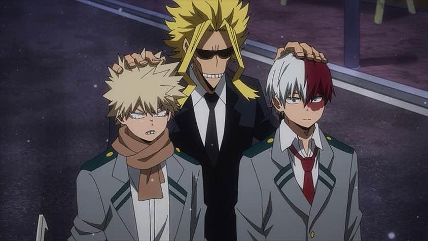 Featured image for Boku no Hero Academia Season 5 – 12 (Episode 100)