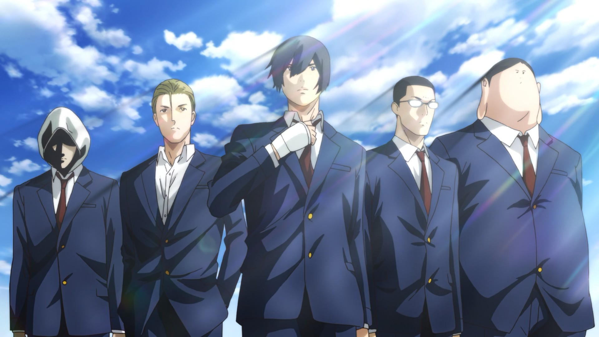Featured image for Prison School (Season One)