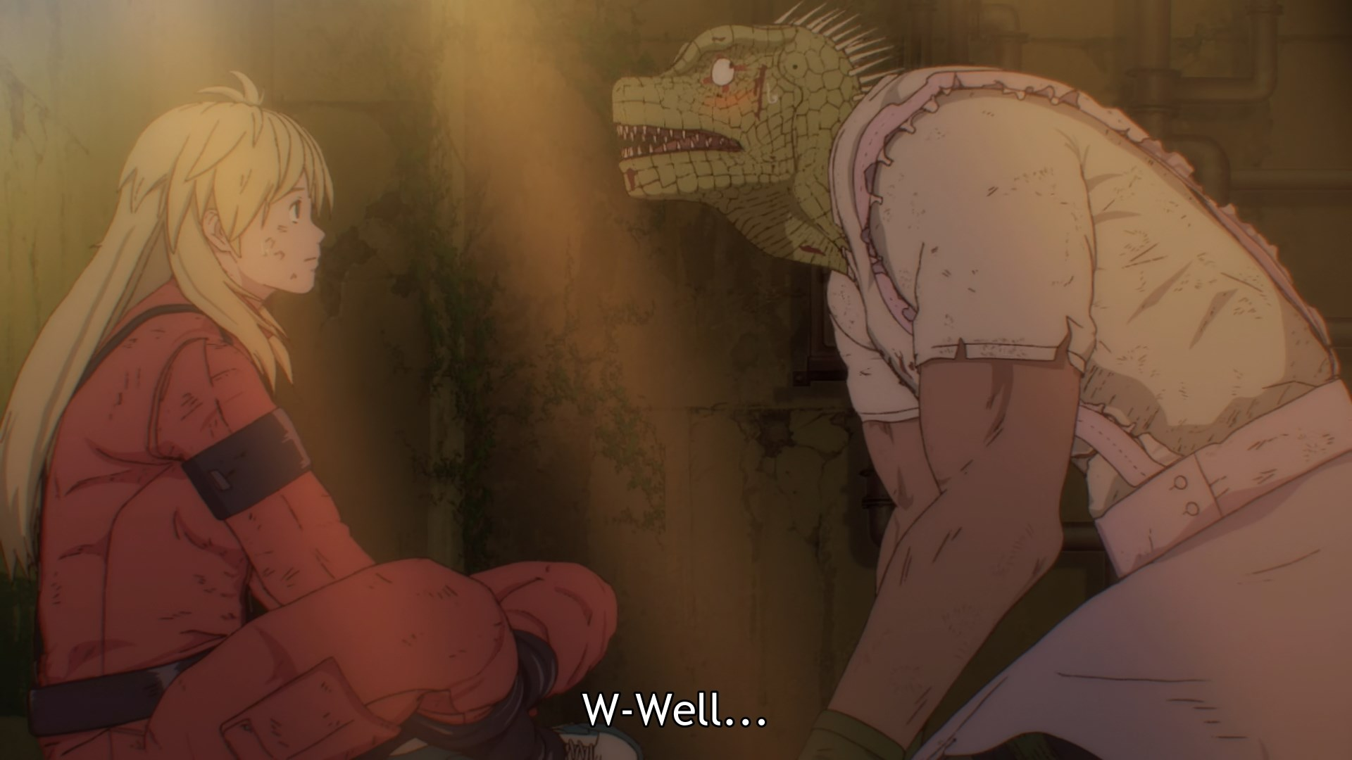 Featured image for Dorohedoro – Episode 12