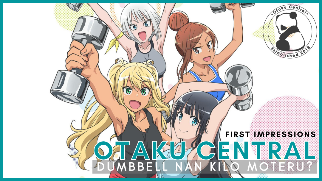 Featured image for Dumbbell Nan Kilo Moteru?   First Impressions