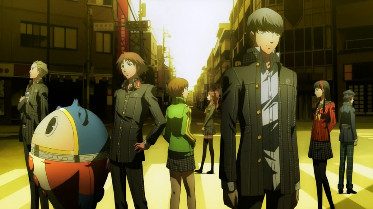 Featured image for Persona 4: The Animation(Anime Review)
