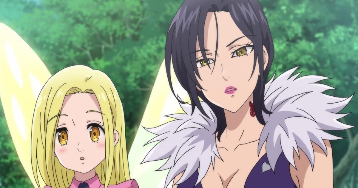 Featured image for Nanatsu no Taizai - Fundo no Shinpan - Episode 14 - Elaine and Merlin