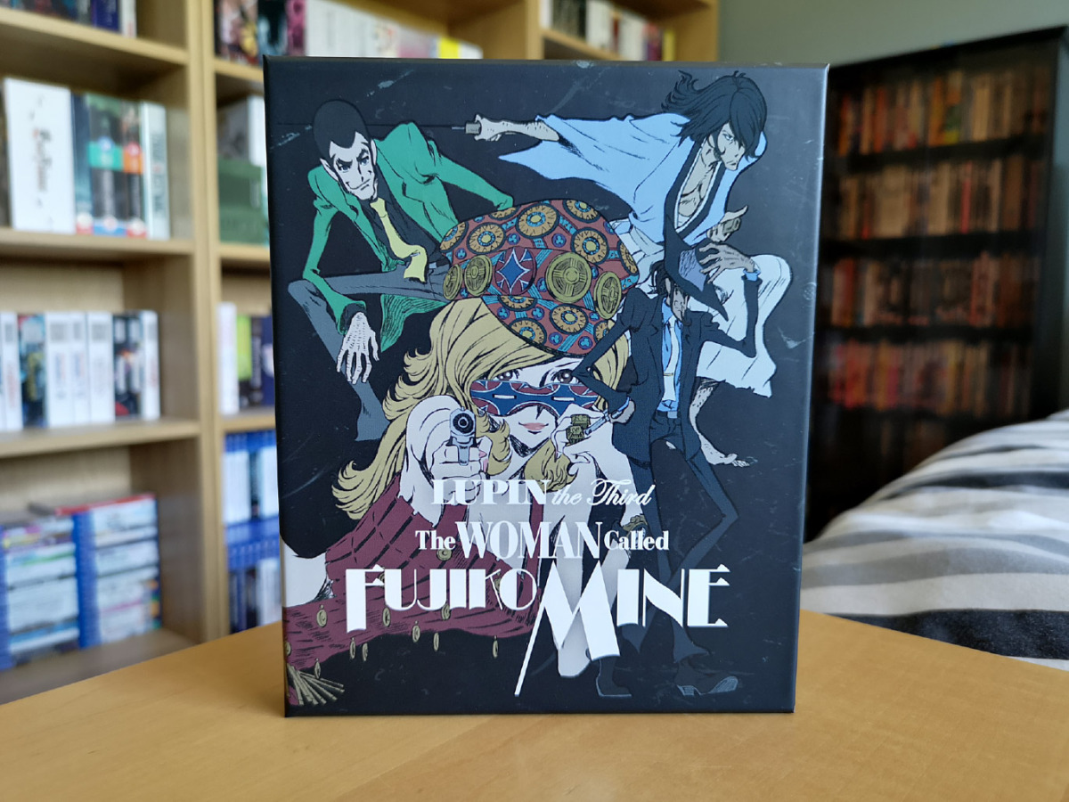 Featured image for Lupin the Third: The Woman Called Fujiko Mine (Collector's Edition Blu-ray) Unboxing