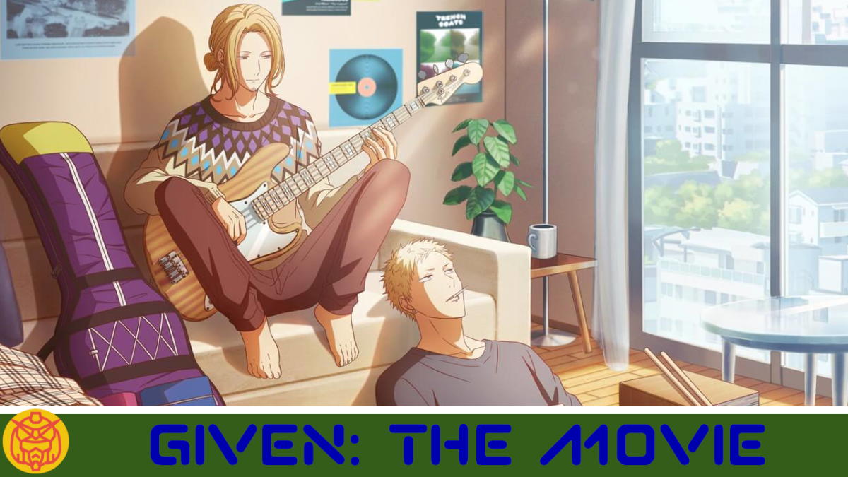 Featured image for Given: The Movie – Music Can Be Life