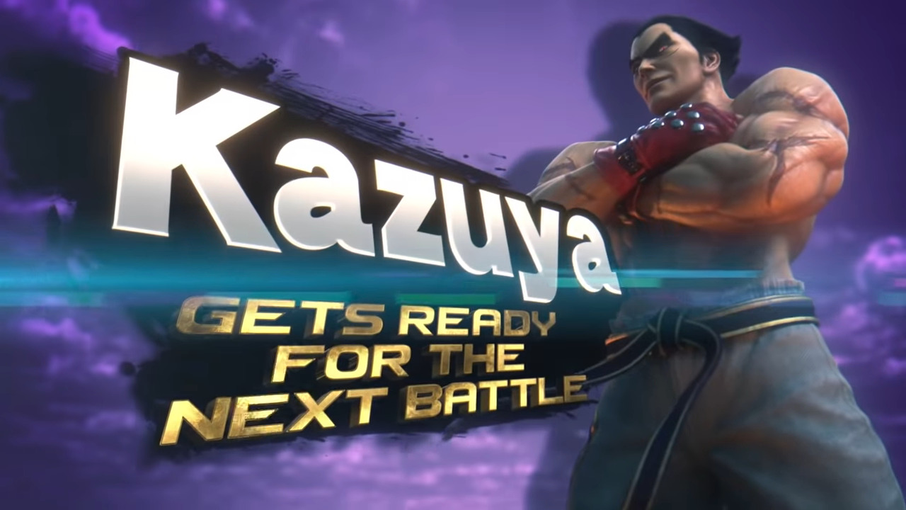 Featured image for Kazuya Mishima in Smash Ultimate: I Sensed This Coming